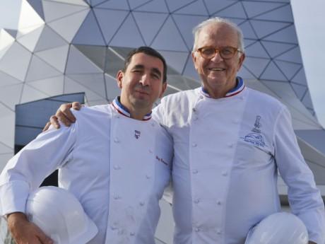 Guy Lassausaie et Jean-Paul Pignol - DR Le Fotographe