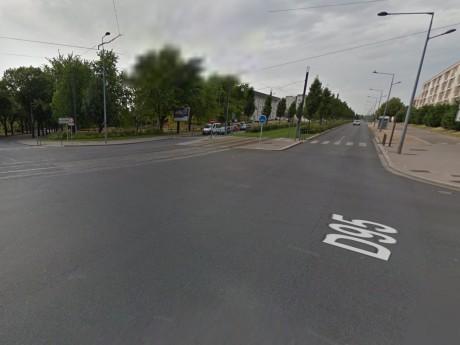 L'accident s'est produit à l'angle des boulevards Croizat et Coblod - DR Google Street View