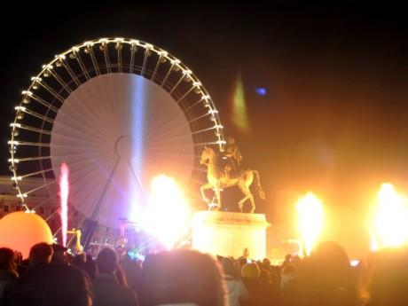 La Fête des Lumières 2013 a de nouveau attiré des curieux du monde entier - LyonMag