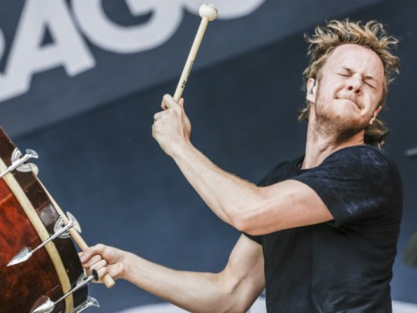 Dan Reynolds des Imagine Dragons - DR