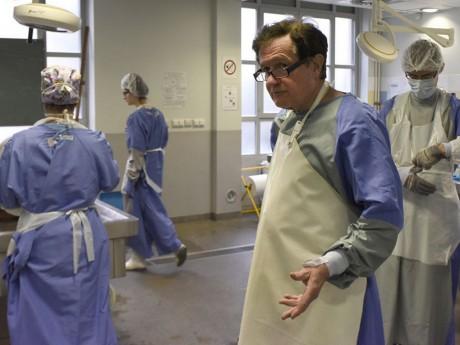 Daniel Malicier - DR Université Lyon 1