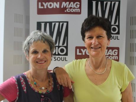 Danielle Hamel et Françoise Nové - LyonMag