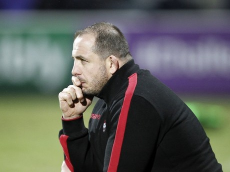 Photo © Marc Galaor/LOU Rugby