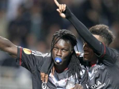 Bafé Gomis a fêté la naissance de son fils par un but - Reuters