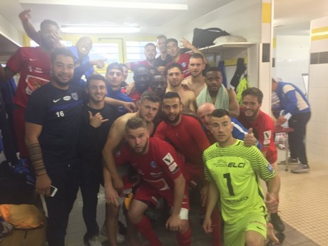 L'équipe du FCVB monte en National 1 - DR FCVB