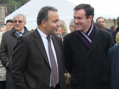 Denis Broliquier et Michel Havard se sont mis d'accord, reste à convaincre Christophe Geourjon - LyonMag