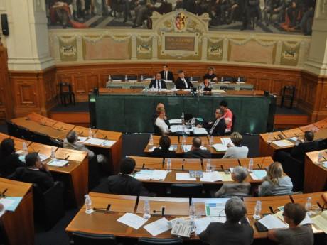 Les élus du Nouveau Rhône étaient réunis en séance publique - photo d'archive, Lyonmag.com