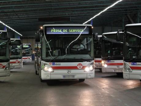 Seuls les bus seront impactés par le mouvement de grève - photo d'illustration Lyonmag.com