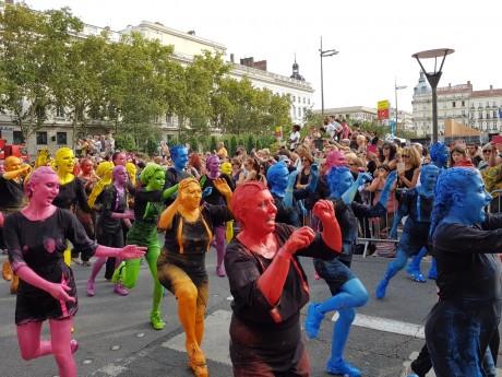 Les couleurs étaient au rendez-vous - LyonMag