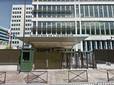 Le siège de la DGSI à Levallois-Perret - DR Google Maps