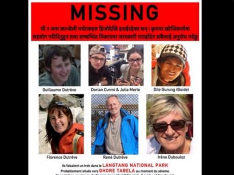 les 6 Rhônalpins portés disparus sont décédés au Népal - DR