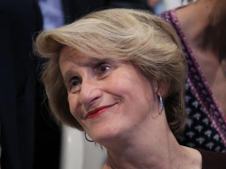La députée Dominique Nachury - LyonMag