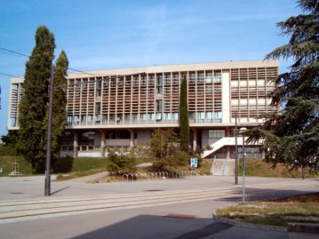 Campus de la Doua, Lyon I - DR