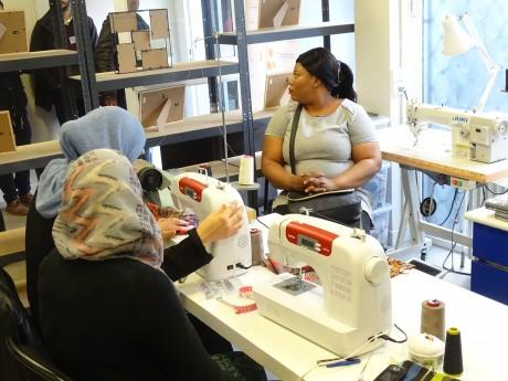 Les couturières en activité - LyonMag.com
