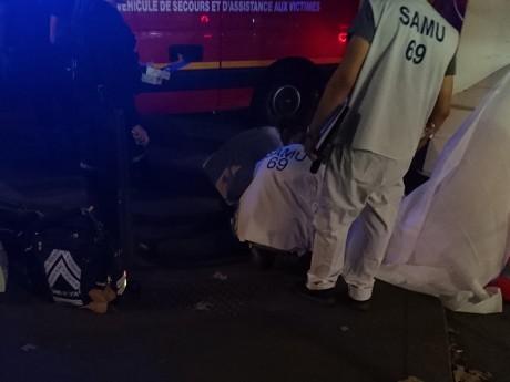 Les secours n'ont rien pu faire pour la victime - LyonMag