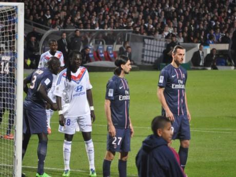 Bafé Gomis dimanche contre Paris - LyonMag.com