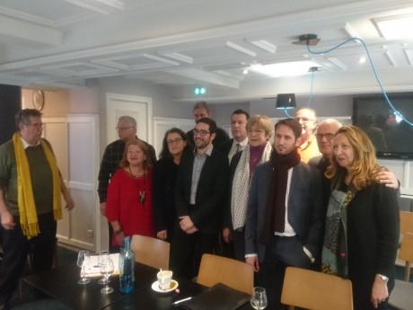 La nouvelle équipe MoDem dans le Rhône - LyonMag