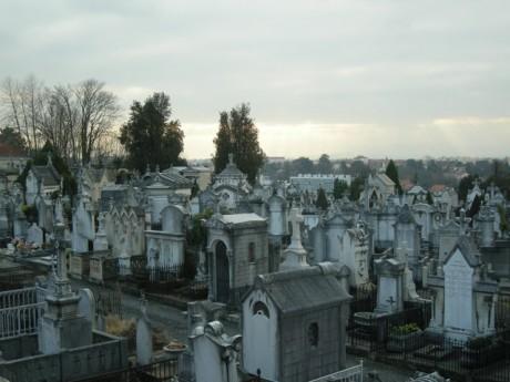 Construit en 1807, le cimetière de Loyasse est le plus vieux de Lyon - DR