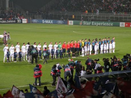 L'OL face au Real en Ligue des Champions - LyonMag