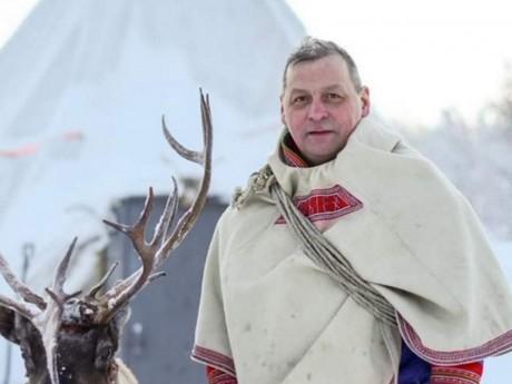Bruno Ge... euh Nils, 52 ans, éleveur de rennes - DR
