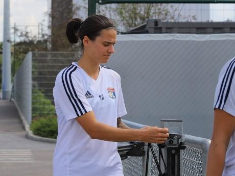Marozsan a inscrit le seul but de la rencontre - Lyonmag.com