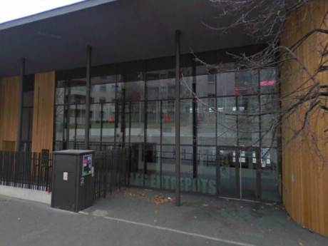 L'école des entrepôts - DR Google