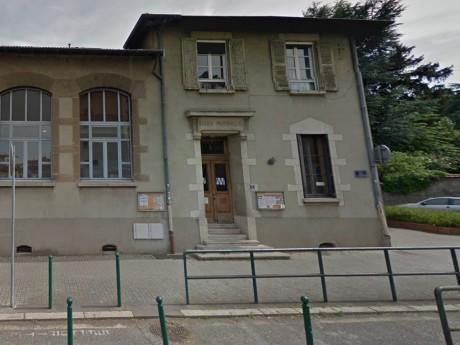 L'école Ferdinand Buisson à Lyon - DR Google Street View