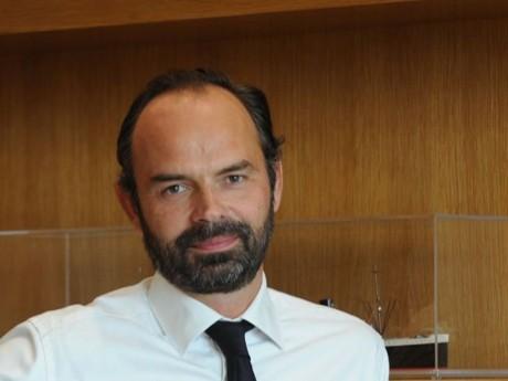 Edouard Philippe - DR Ville du Havre