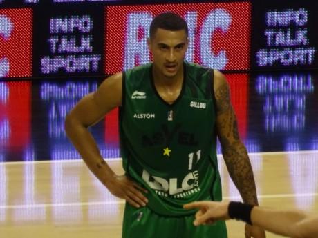 Edwin Jackson, sous ses anciennes couleurs de l'ASVEL - Lyonmag.com