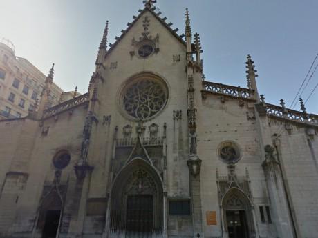 L'église Saint-Bonaventure - DR