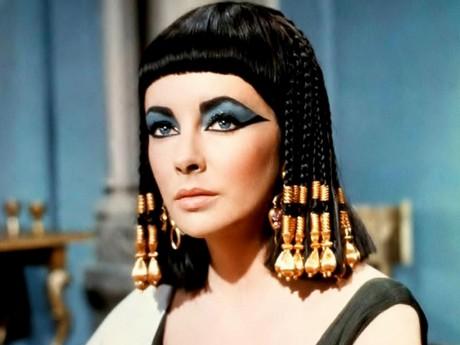 Liz Taylor, inoubliable en reine d'Egypte - DR