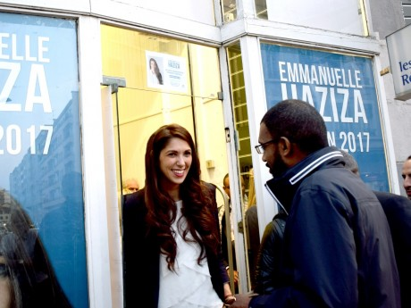 Emmanuelle Haziza - LyonMag