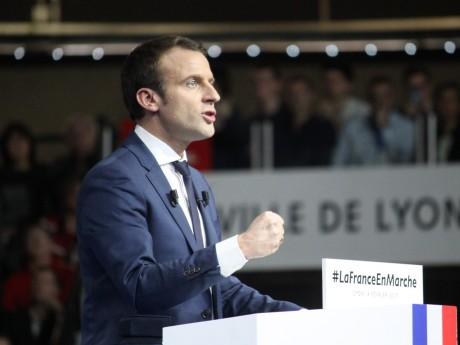Emmanuel Macron - LyonMag