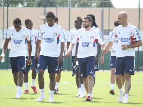 Les Lyonnais retrouvent Tola Vologe lundi - Photo LyonMag