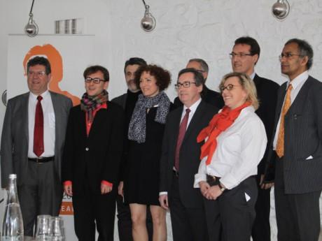 Eric Lafond et son équipe - LyonMag