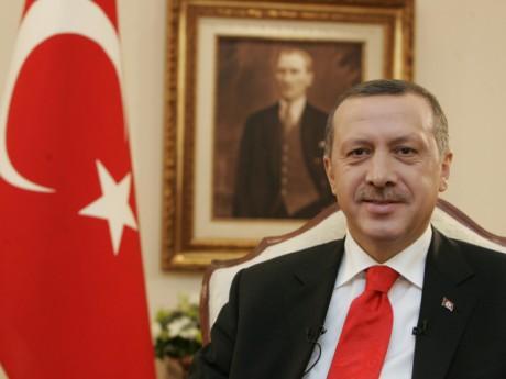 Le Premier ministre turc Recep Tayyip Erdogan - DR