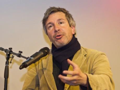 Eric Vuillard - DR