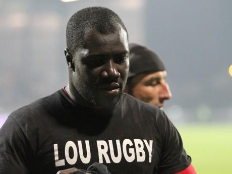 Eugène N'Zi - DR Lou Rugby