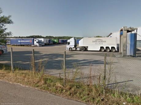 Le site d'Euro Truck - Google Street View