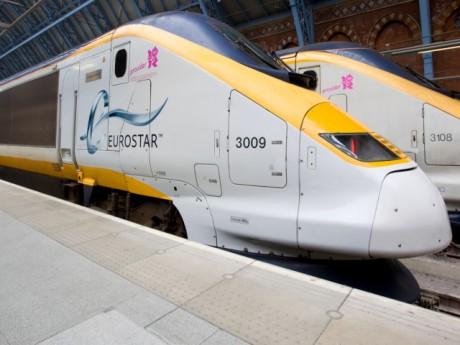 L'Eurostar relie le centre-ville de Lyon à celui de Londres en 4h41 - LyonMag