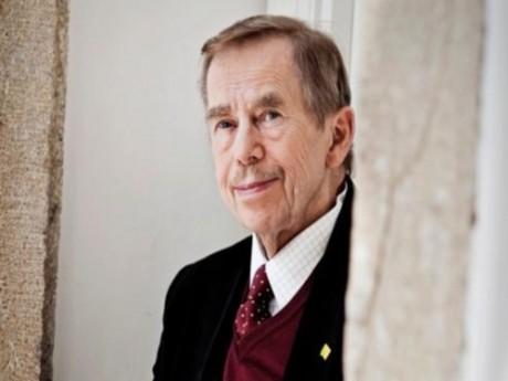 Vaclav Havel est décédé dimanche à l'âge de 75 ans - DR