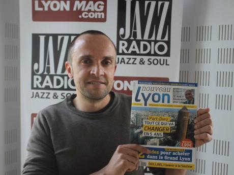 Fabien Fournier - LyonMag