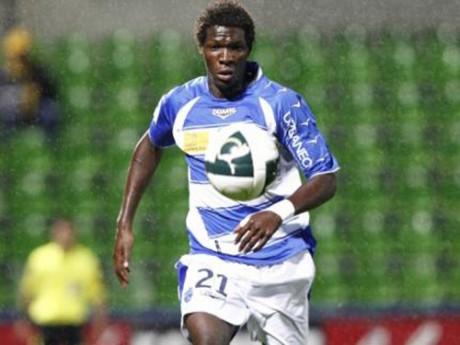 Fabrice Nsakala serait en pôle pour remplacer Aly Cissokho - DR