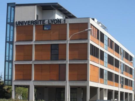 Université Lyon 1. Photo LyonMag.com