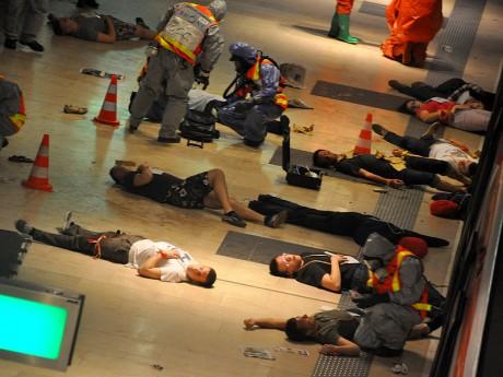 Les faux-attentats de Lyon ont été l'un des évènements de 2013 - LyonMag