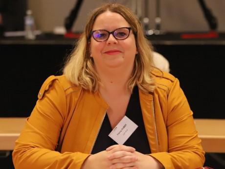 Fanny Dubot, maire du 7e arrondissement de Lyon - LyonMag
