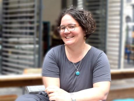 Marion Lamort-Bouché, cheffe de projet de Fastracs - DR