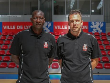 Etienne Faye, à droite - LyonMag.com