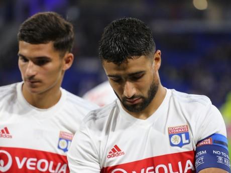 Fekir et Aouar - Lyonmag.com