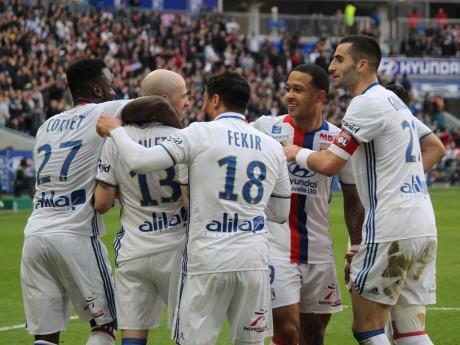 Nabil Fekir et ses coéquipiers retrouveront le Parc OL le 5 août - Lyonmag.com